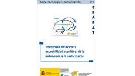 El Ceapat presenta el documento Tecnología de apoyo y accesibilidad cognitiva: de la autonomía a la participación