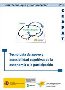 Geriatricarea tecnología de apoyo accesibilidad cognitiva Ceapat