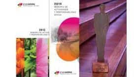 Grupo Amma logra el Premio Avedis Donabedian a la Mejor Memoria de una institución sanitaria y social