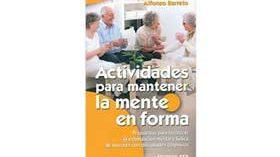 Un libro para favorecer la estimulación mental de mayores con dificultades cognitivas