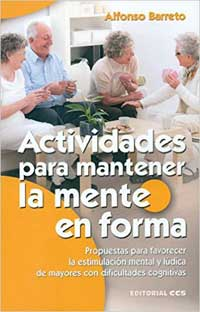 geriatricarea estimulación mental dificultades cognitivas