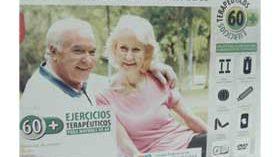 El CPFCM presenta el Pack del Mayor para prevenir las dolencias más frecuentes entre los mayores