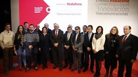 Cuatro soluciones digitales e inclusivas, premiadas por la Fundación Vodafone