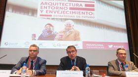 Así fue la I Jornada Europea de Arquitectura, Entorno y Envejecimiento