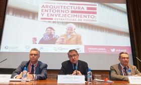 I Jornada Europea de Arquitectura, Entorno y Envejecimient