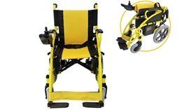 Topmedi presenta su nuevo modelo de silla de ruedas eléctrica plegable