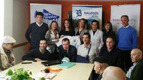 Ballesol San Carlos imparte talleres de reminiscencia basados en el fútbol