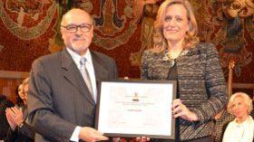 Amma recoge el Premio Avedis Donabedian a la mejor Memoria de una institución sociosanitaria