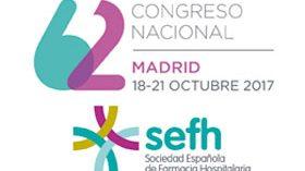 62º Congreso Nacional de la Sociedad Española de Farmacia Hospitalaria (SEFH)