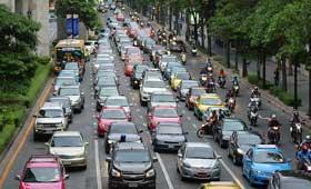 Geriatricarea demencia tráfico intenso