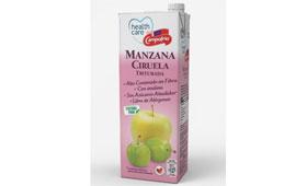 geriatricarea Campofrío Health Care triturado manzana ciruela inulina