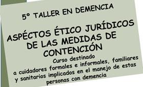geriatricarea Taller en Demencia
