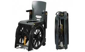 geriatricarea silla de ducha Wheelable