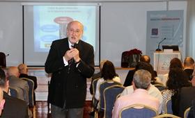 Dr. Ramón Cacabelos, Catedrático de Medicina Genómica y Presidente del Centro de Investigación Biomédica EuroEspes