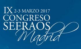 Geriatricarea Congreso SEFRAOS Sociedad Espanola de Fracturas Osteoporoticas