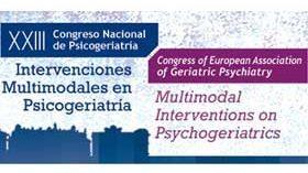 Este jueves comienza el  XXIII Congreso Nacional de la Sociedad Española de Psicogeriatría