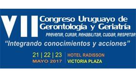 VII Congreso Uruguayo de Gerontología y Geriatría