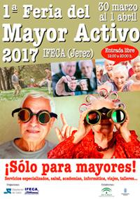 Geriatricarea IFECA Feria del Mayor Activo