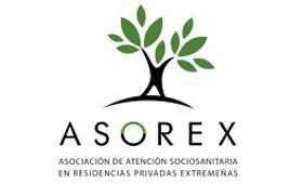 Geriatricarea plazas residenciales ASOREX