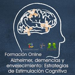 geriatricarea Curso UNED Alzheimer demencias envejecimiento
