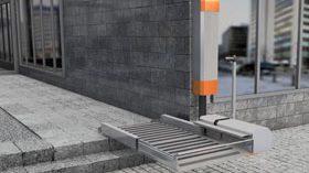 Ingenium: plataforma elevadora para superar recorridos verticales cortos