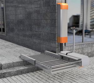 geriatricarea Ingenium plataforma elevadora Válida sin barreras