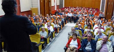 geriatricarea Universidad de Huelva Aula de la Experiencia
