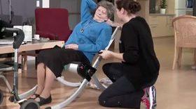 Raizer: una silla elevadora rápida, cómoda y segura para caídas de personas mayores