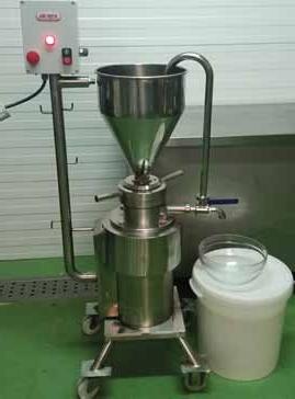 Molinillo emulsionador