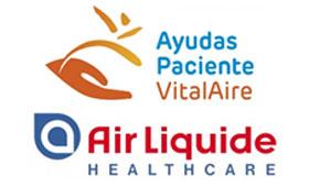Geriatricarea VitalAire pacientes enfermedades respiratorias crónicas