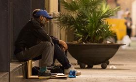 Geriatricarea censo de personas sin hogar de la Arrels Fundació