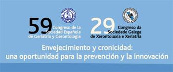 Congreso de la Sociedad Española de Geriatría y Gerontología