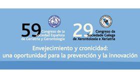 Conoce aquí el programa del 59º Congreso de la Sociedad Española de Geriatría y Gerontología