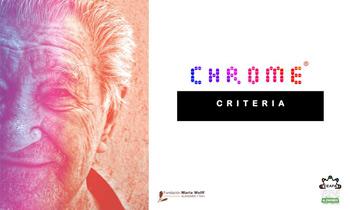 geriatricarea Criterios CHROME Fundación Maria Wolf
