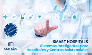 geriatricarea Jornada Smart Hospitals Domotys