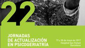 La salud mental de los mayores, a debate en las 22 Jornadas de Actualización en Psicogeriatría