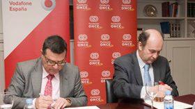 Fundación Vodafone España y Fundación ONCE fomentan la accesibilidad audiovisual