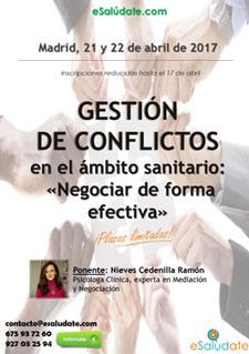geriatricarea eSaludate gestion de conflictos
