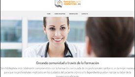 Formacionpararesidencias.es, plataforma online para crear comunidad a través de la formación