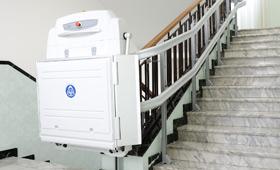 geriatricarea thyssenkrupp Encasa SUPRA plataforma elevadora