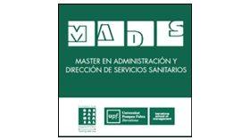 Nueva convocatoria del Máster en Administración y Dirección de Servicios Sanitarios