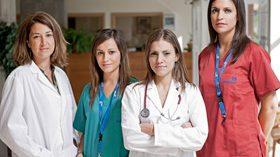 Primer Foro de Empleo Enfermería en Geriatría organizado por Amma y Adavir