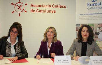 geriatricarea Eurest Catalunya Celíacs de Catalunya