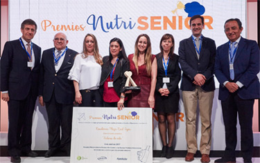 geriatricarea Premios Nutrisenior FontActiv