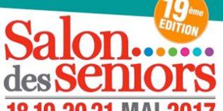 Le Salon des Seniors, del 18 al 21 de mayo