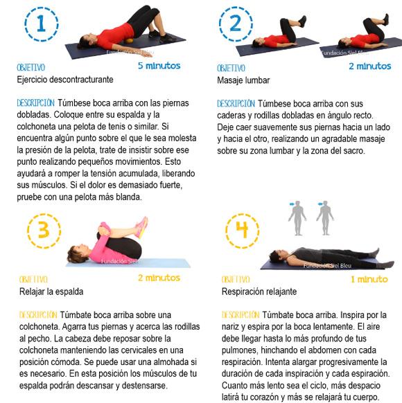 geriatricarea Siel Bleu ejercicios estrés emocional cuidadores