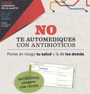 geriatricarea automedicación antibióticos