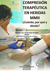 geriatricarea eSaludate Compresión Terapéutica en heridas MMII