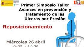 I simposio Avances en prevención y tratamiento de las úlceras por presión: reposicionamiento