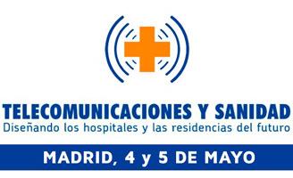 Geriatricarea Nevatec Congreso Telecomunicaciones y Sanidad